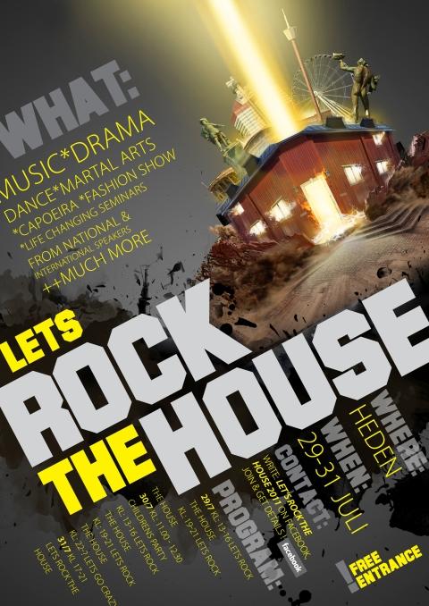lets Rock the House